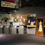 Modern presidents exhibit photo