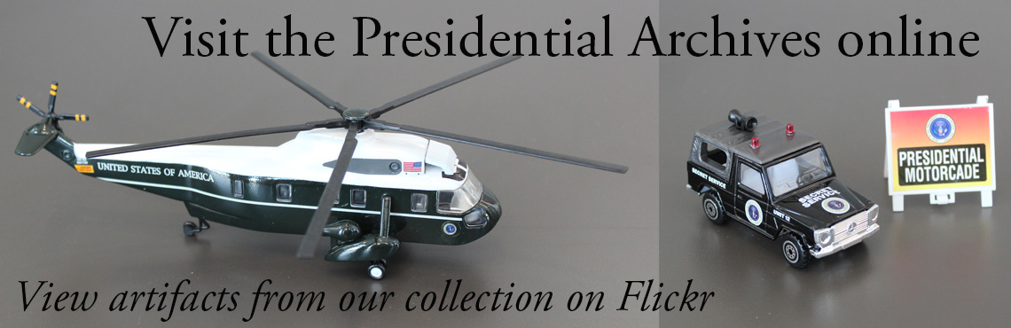 Visit the Presidential Archives